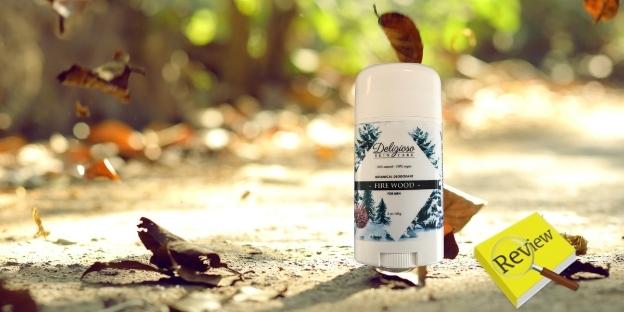 Review | Botanical Vegan Deodorant - Delizioso Skincare