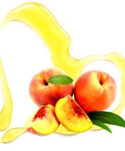 Delizioso Skincare-Peach_Orchard_Bath_Massage_Oil 1