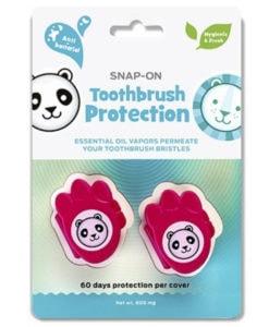 Dr. Tung's - Kids Snap-On Toothbrush Sanitizer