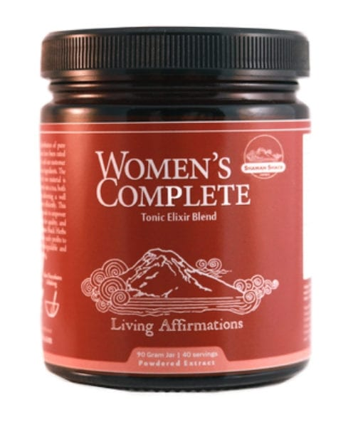 Shaman Shack Herbs -Woman,s Complete
