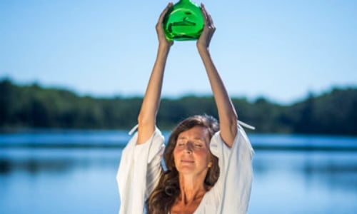 The Benefits - Salt Inhaler
