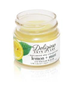 Delizioso Skincare - Lemon Mint Cuticle Balm