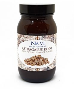 Navi Organics - Full Spectrum Astragalus Root Extract Powder 1