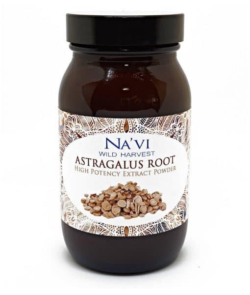 Navi Organics - Full Spectrum Astragalus Root Extract Powder 1