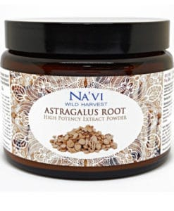 Na´Vi Organics - Full Spectrum Astraglus Root Extract Powder 2