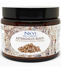 Navi Organics - Full Spectrum Astraglus Root Extract Powder 2