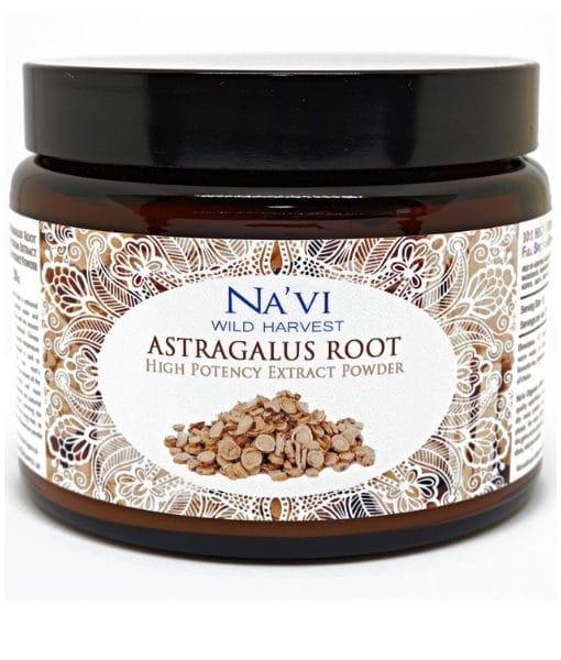 Navi Organics - Full Spectrum Astraglus Root Extract Powder 2