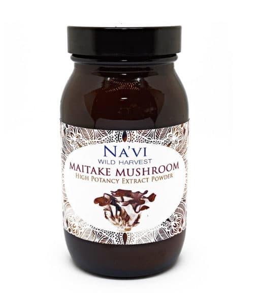 Navi Organics - Full Spectrum Maitake Mushroom Extract Powder 1.jpg