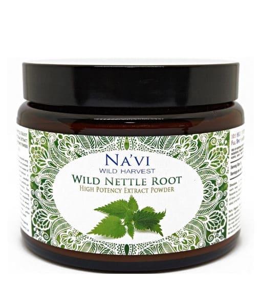 Navi Organics - Full Spectrum Nettle Root Extract Powder 2