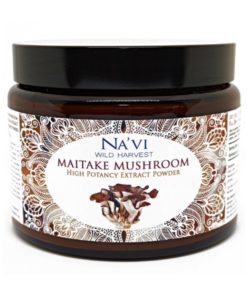 Navi Organics - Full Spectrum maitake Mushroom Extract Powder - Superior Quality2