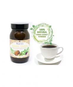 Navi Organics - Tonic Gold 2 - Herbal Coffee - vImmune Boosting Antioxidant Elixir