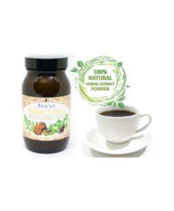 Navi Organics - Tonic Gold 2 - Herbal Coffee - vImmune Boosting Antioxidant Elixir