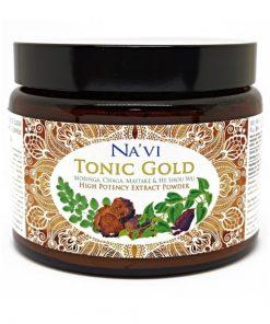 Na´Vi Organics - Tonic Gold 3 - Herbal Coffee - Immune Boosting Antioxidant Elixir