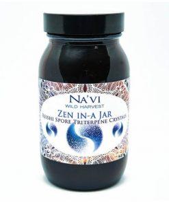 Navi Organics-Zen in a Jar - Reishi Spore Triterpene Crystals