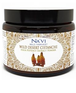 Navi Organics - full spectrum desert cistanche extract powder 2