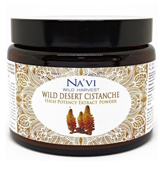 Navi Organics - full spectrum desert cistanche extract powder 2