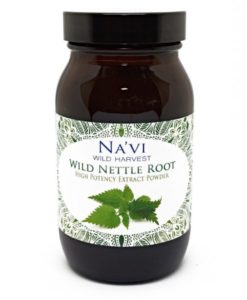 Navi organics - Full Spectrum Nettle Root Extract Powder 1