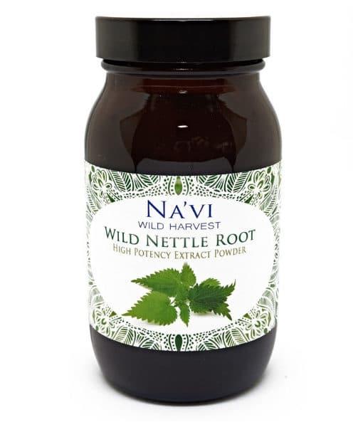 Navi organics - Full Spectrum Nettle Root Extract Powder 1