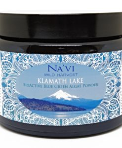 BioActive Blue Green Algae Powder 2- Na´Vi Organic