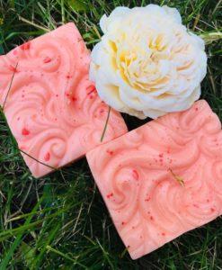 Delizioso Skincare - Mulberry Kojic Facial Soap