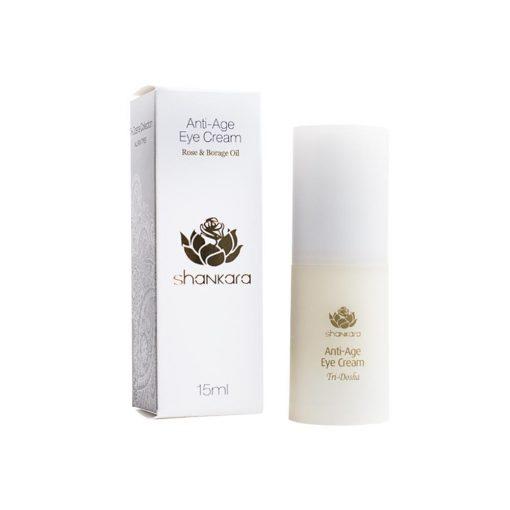 Anti-age eye cream - Natural Ayurveda Skincare
