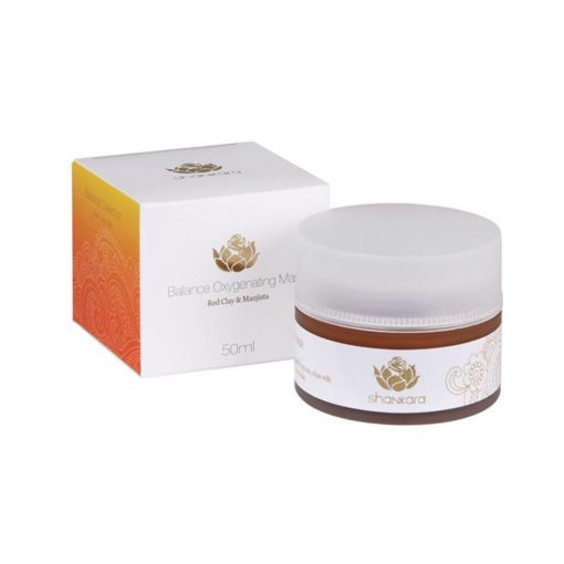 Balance Oxygenating Mask - Natural Ayurveda Skincare