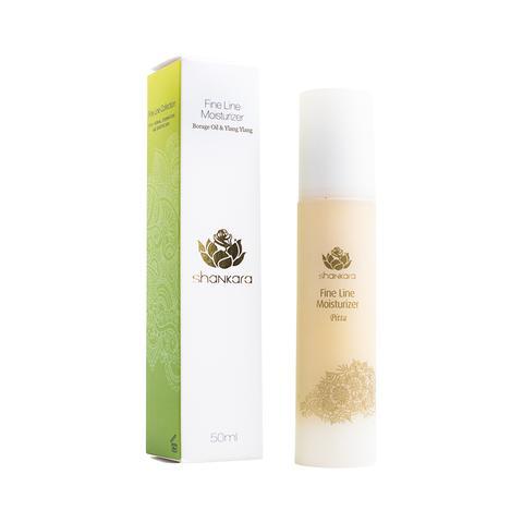 Fine Line Moisturizer - Natural Ayurveda Skincare
