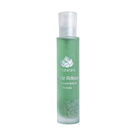 Muscle release oil - Natural Ayurveda Skincare - Shankara Naturals