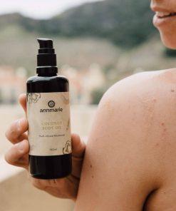 Annmarie Skin Care - Coconut Body Oil2
