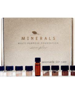 Annmarie Skin Care - Minerals Multi Purpose Foundation Sample Kit1