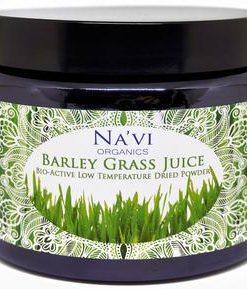 Organic Raw Barley Grass JUICE Powder