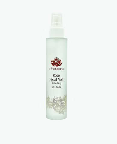 Rose facial Mist - Natural Ayurveda Skincare1