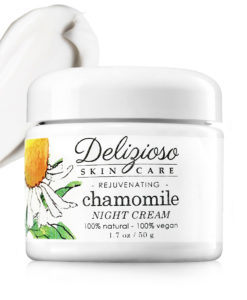 Delizioso Skincare - Rejuvenating Chamomile_Night_Cream_2__