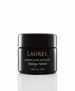 Laurel Skin - Almond Rose Exfoliant - Hydrating Nutrients