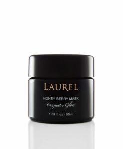 Laurel Skin -Honey-Berry-Mask - Enzymatic Glow