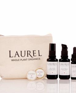 Laurel Skin - Travel Set - Gentle