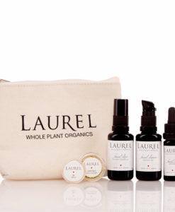 Laurel Skin - Travel Set - Normal -Dry - Mature