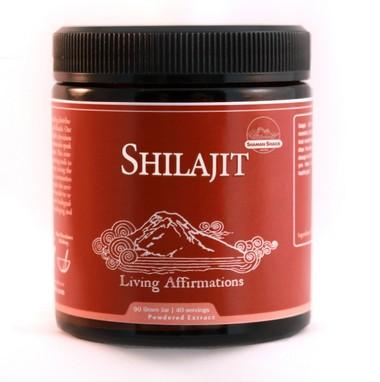 Shaman Shack Herbs - Sjilajit - ( In Triphala Blend)