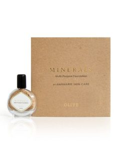 Annmarie Skin Care - Mineral Multi-Purpose Foundation- Olive shade1