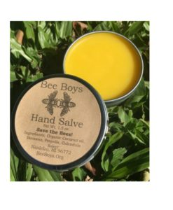 Bee Boys - Hand Salve 1