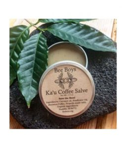 Bee Boys- Ka 'u Coffee Salve