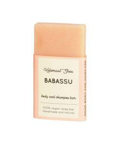 Helemaalshea - Babassu Body & Shampoo Bar - Mini 1