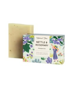 Helemaalshea- Nettle & Rosemary Shampoo Bar1