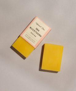 Helemaalshea - Seabuckthorn Facial Soap - Mini 2