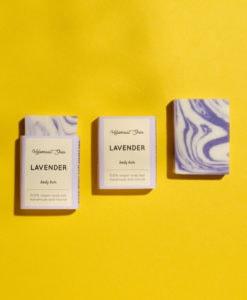 Helemaalshea - lavender Soap - Mini 2