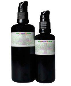 Living Libations - Mint + Myrrh Oil Swishing Serum