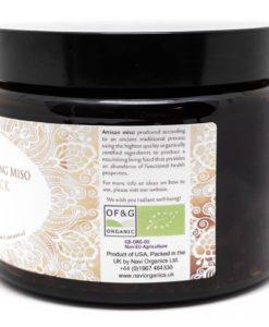Na'Vi Organics - Organic Chickpea - Unpasteurized Living Miso2