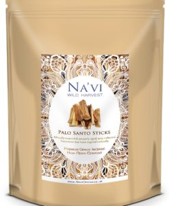 Na'Vi Organics - Palo Santo ( Sacred Wood) Natural Incense1
