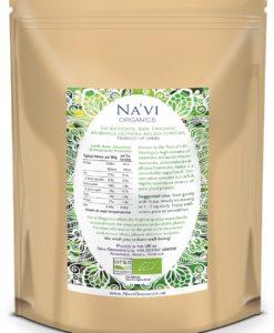 Na'Vi Organics - Premium Raw Organic Moringa Oleifera Leaf Micro- Powder2