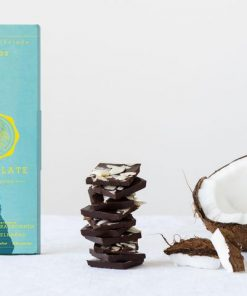 Chocqlat - Bio Virgin Cacao Chocolate Kokos1